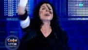 Софи Маринова като Michael Jackson -