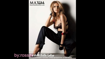 Sarah Michelle Gellar - Kiss, Kiss za liqq