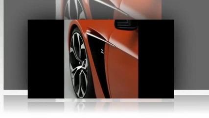 2011 Aston Martin V12 Zagato Concept -- Webcars.bg