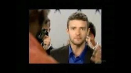 Justin Timberlake Skit At Espys