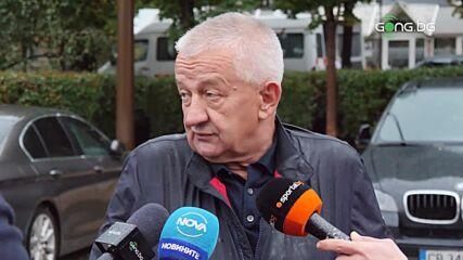 Крушарски: Резултатът горе-долу беше ясен