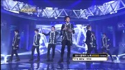 Infinite - Paradise + Be Mine @ Kbs Gayo Daejun (30.12.2011)