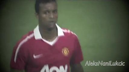 Luis Nani 2010 - 2011 - Manchester United