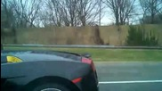 Батман бе видян да кара Ламборгини
