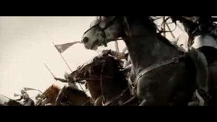 Epic battle montage