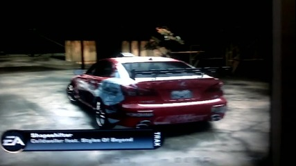 moite koli ot need for speed most wanted (hd)