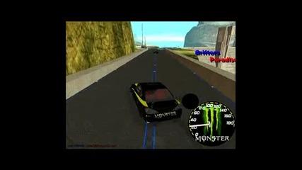 Monster Elegy Drift