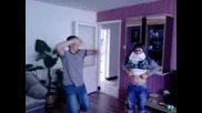 Harlem Shake with my Brother :d