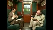 Mr Bean Rides The Train