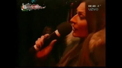 Ceca - Volim te - (LIVE) - Lazarevac - (TV Spectrum 2009)