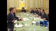 Франция и Холандия координират позиции за европейския банков съюз