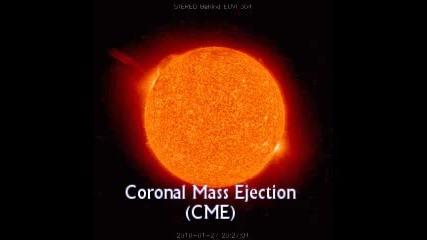 2012 Doomsday - Слънчевите изригвания