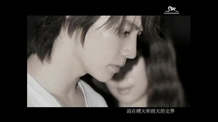 Zhang Li Yin Ft. Donghae - Rainy Day Mv