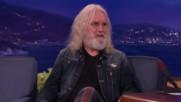 Billy Connolly Is Not A Hobbit Fan