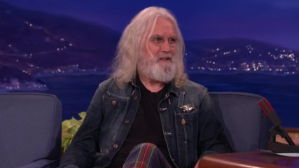 Billy Connolly Is Not A Hobbit Fan