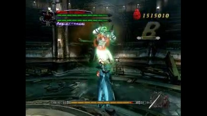 Devil May Cry 4 mission 17 Ldk part 2