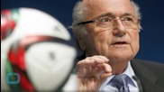 Blatter 'Cannot Be Held Responsible'