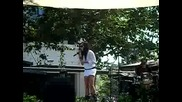 Ashley Tisdale - What If - Live Sound check