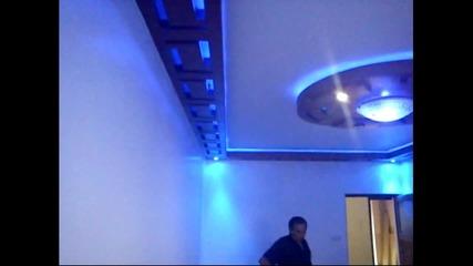 окачени тавани - Версаче