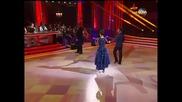 Dancing Stars - Нели Атанасова и Наско foxtrot (11.03.2014г.)