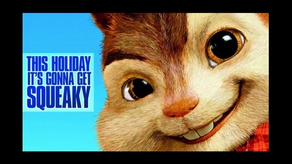08 - The Chipmunks & The Chipettes Ft Nomadik - Real Wild Child