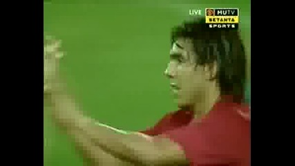 Carlos Tevez 2:0 Vs Portsmouth В Нигерия
