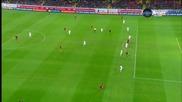 Русия 2 - 0 Черна Гора ( Квалификация за Европейско първенство 2016 ) ( 12/10/2015 )