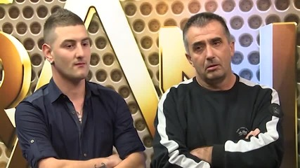 Nebojsa Acimovic - Idem kuci a vec zora (live) - ZG 2014 15 - 20.12.2014. EM 14.