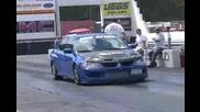 Nyce1s.com - Top Level Blue Evo @ Atco Raceway