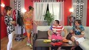 Весела компания - Български сериал 2012 Епизод 3