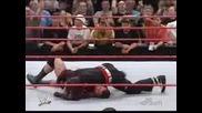 WWE Кеч  -  Джеф Харди мачка Ренди Ортън