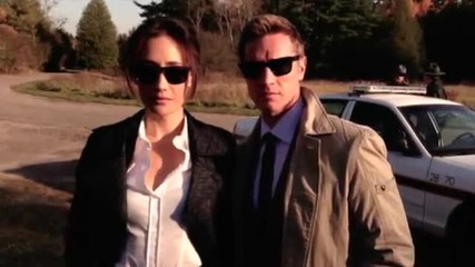 Nikita Cast - Time will always come for you