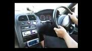 Наточен Nissan Skyline R33 !