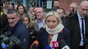 Марин Льо Пен очаква победа на местните избори във Франция
