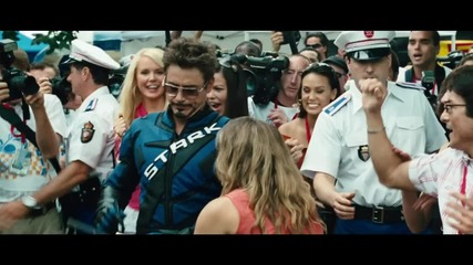 (official) Iron Man 2 Trailer 1080p