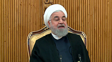 Iran: Rouhani accuses US, Saudi Arabia of 'spreading propaganda' on oil facilities attack