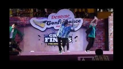 10-10-10-10 Dentyne Confidance Finals