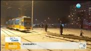 Издирват извършителите на банковия обир в София