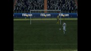 Fifa 12 Дузпи Real Madrid-levante Ud