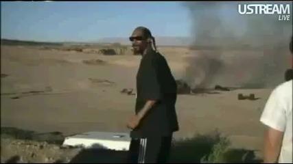 Snoop Dogg взриви камион на парченца 19.8.2010