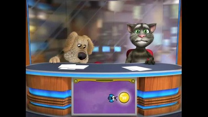 Talking Tom & Ben News obidi Bg Audio
