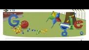 Google на 15 години - игра
