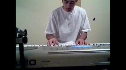 T.i. - Whatever You Like (on Piano)