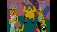 The Simpsons Dance Eminem - Ass Like that