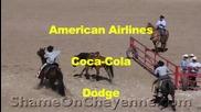 Виж как измъчват биковете - Родео 2010
