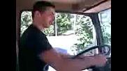 колето на камиончето :) )
