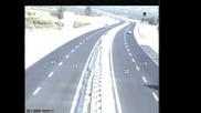 Ужасна катастрофа на магистрала