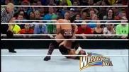 Cm Punk vs Chris Jericho l Highligths l Wrestlemania 28