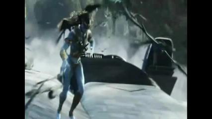 The Avatar-skillet-hero amv