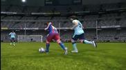 Фамозен Гол на Messi (playstation)